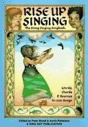 Rise Up Singing Book