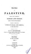 Travels in Palestine