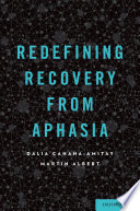 Redefining recovery from aphasia (2015)