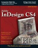 InDesign CS4 Bible [Pdf/ePub] eBook