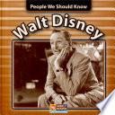 Walt Disney Book PDF