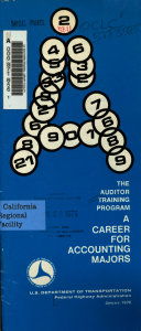 The Auditor Training Program