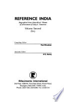 Reference India: G-L