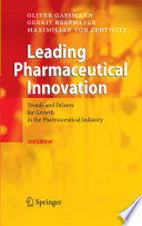 Leading Pharmaceutical Innovation Book PDF