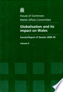 Globalisation And Its Impact On Wales Oral And Written Evidence Book PDF
