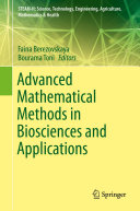 Pdf Advanced Mathematical Methods in Biosciences and Applications Telecharger