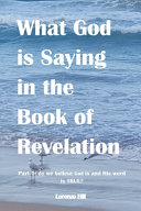 What God Is Saying in the Book of Revelation
