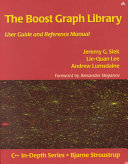 The boost graph library: user guide and reference manual - Seite ii