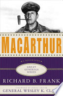 MacArthur  A Biography