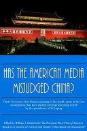Has the American Media Misjudged China
