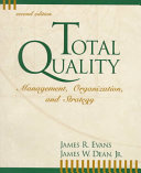 Cover of Total Quality