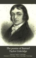 The Poems of Samuel Taylor Coleridge ebook
