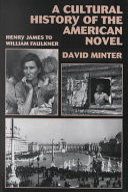 Pdf A Cultural History of the American Novel, 1890-1940