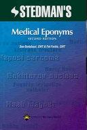 Stedman's Medical Eponyms