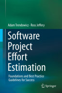 Software Project Effort Estimation