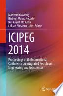 Icipeg 2014 Book PDF