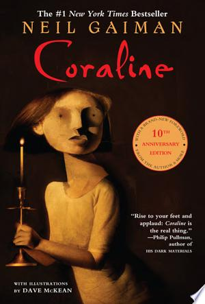 Coraline 10th Anniversary Edition banner backdrop