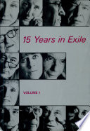 Fifteen Years In Exile Book