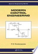 Modern Control Engineering Book PDF