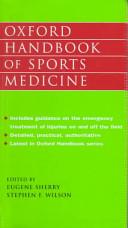 Oxford Handbook of Sports Medicine