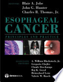 Esophageal Cancer Book