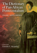 The Dictionary of Pan African Pentecostalism
