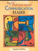 The Interpersonal Communication Reader Book PDF