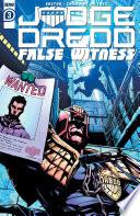 Judge Dredd  False Witness  3