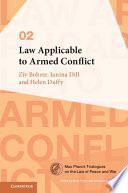 Applicability Of International Humanitarian Law