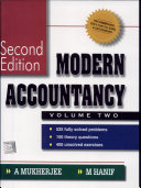 Modern Accountancy Vol Ii,2/E ebook