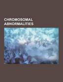 Chromosomal Abnormalities Book