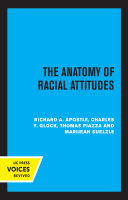 The Anatomy of Racial Attitudes
