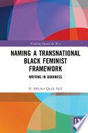 Naming a Transnational Black Feminist Framework