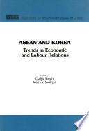 Asean And Korea Book PDF