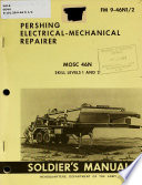 Pershing Electrical-mechanical Repairer, MOSC 46N, Skill Levels 1 and 2