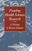 Funding Health Sciences Research Book