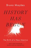 History Has Begun Pdf/ePub eBook