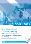 New Material And Chemical Industry