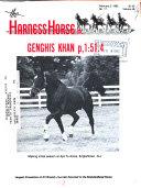 Harness Horse Book PDF