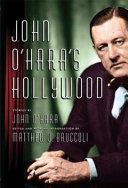 John O Hara s Hollywood Book PDF