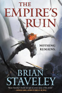 The Empire's Ruin Pdf/ePub eBook