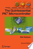 The Quintessential Pic Microcontroller Book PDF