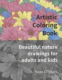 Artistic Coloring Book