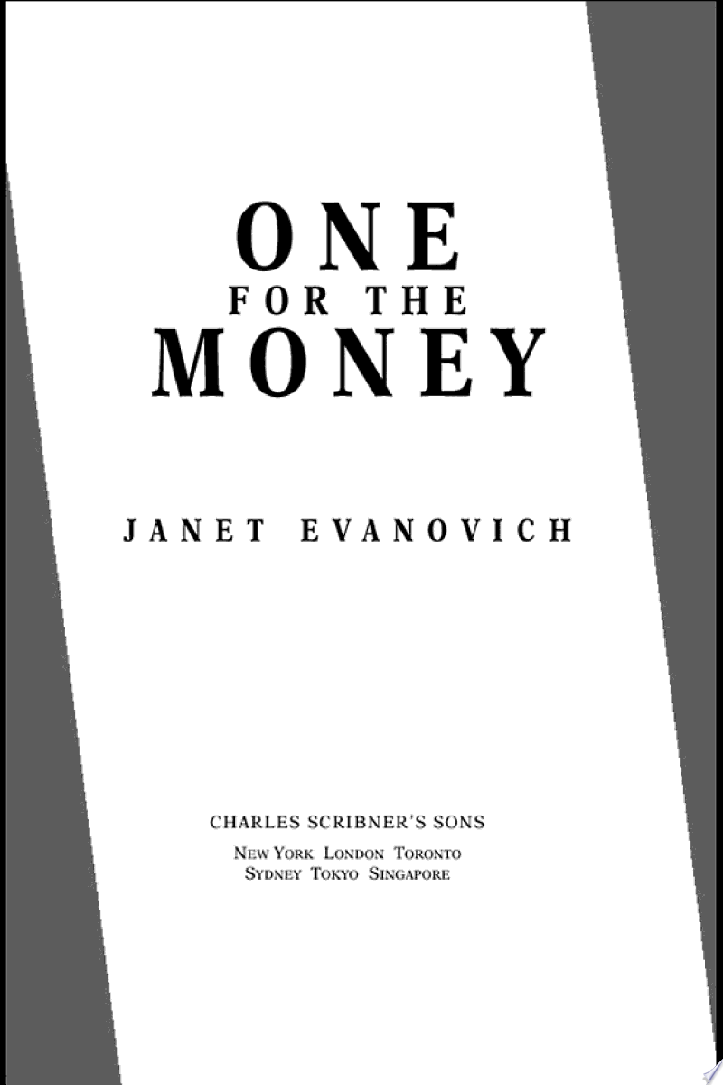 One For The Money image