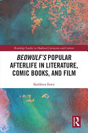 Beowulf's Popular Afterlife in Literature, Comic Books, and Film Pdf