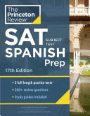 Cracking The Sat Subject Test In Spanish