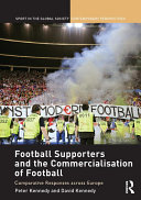 Football Supporters and the Commercialisation of Football Pdf/ePub eBook