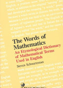 The Words of Mathematics ebook