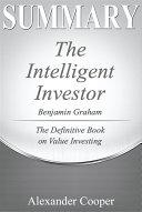 Summary of The Intelligent Investor Pdf/ePub eBook