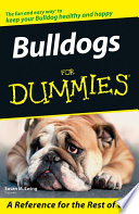 """""""Bulldogs For Dummies"""" by Susan M. Ewing"""